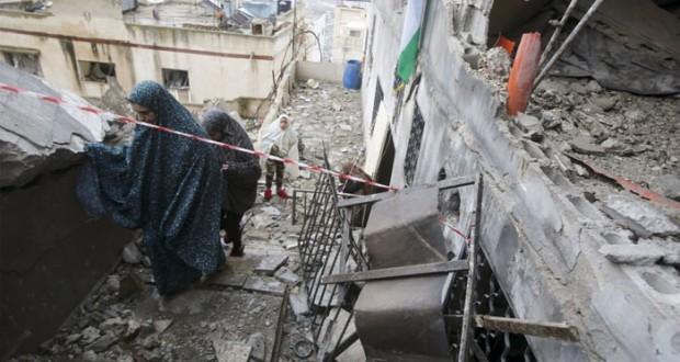 شهيد فلسطيني والاحتلال يواصل تفجير منازل الفلسطينيين
