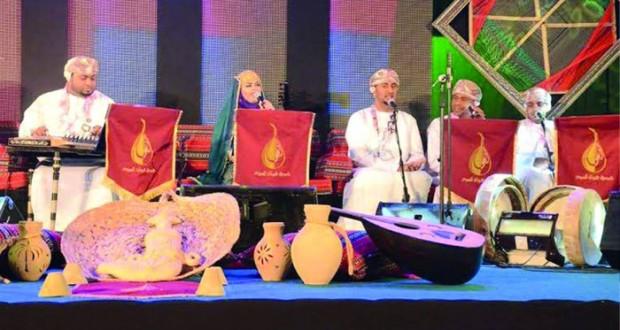 جمعية هواة العود تختتم حفلات ليالي عمان اليوم في المصنعة