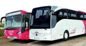 مواصلات تبدأ تشغيل حافلاتها الفاخرة الجديدة للخطوط الطويلة