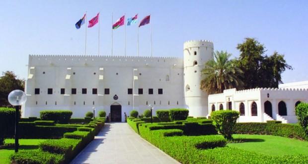 متحف قوات السلطان المسلحة يفتح أبوابه للجمهور