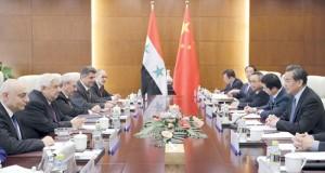 """دمشق تعلن موافقتها على المشاركة في """"جنيف"""" الاممية"""