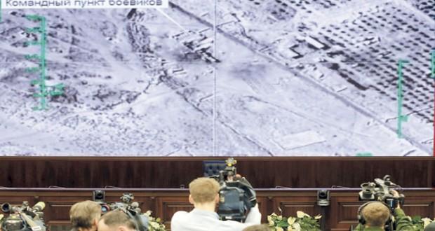 سوريا: غارات روسية على ريف دمشق تصفي إرهابيين بينهم زهران علوش