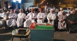 الجمعية العمانية للمعوقين بصحار تنظم حفلا بمناسبة العيد الوطني المجيد