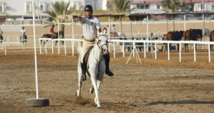 خيالة مدرعات سلطان عمان تحرز ثاني ألقاب هذا الموسم