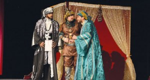 """تواصل المهرجان المسرحي الخليجي الرابع لذوي الإعاقة ومملكة البحرين تقدم عرضها """"نصف ساعة حلم"""" .. اليوم"""