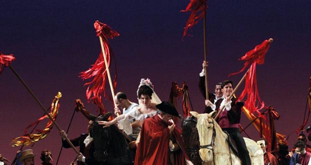 """الاستعراض الأوبرالي """"تحيا مدريد"""" بدار الأوبرا السلطانية مسقط """"13 و14 و15″ ديسمبر الجاري"""