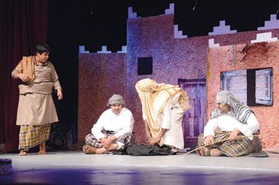 """عروض """"المهرجان الخليجي المسرحي الرابع لذوي الإعاقة"""" تتواصل على مسرح """"التقنية العليا"""""""