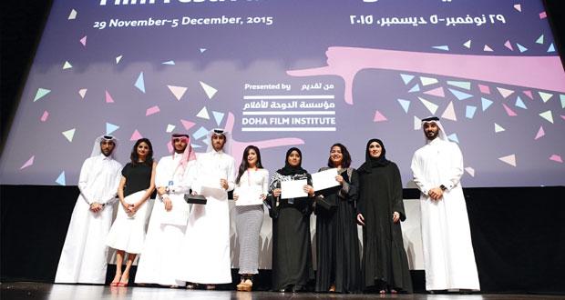 """إعلان نتائج مسابقة مهرجان أجيال السينمائي في الدوحة وفيلم """"بلال"""" يختتم الدورة الثالثة"""