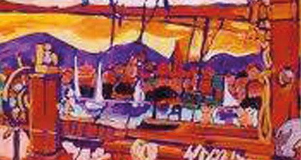 """بيت الزبير يستضيف معرض """"ألوان ليغوريا"""" لجون ماركو كروفاتو"""