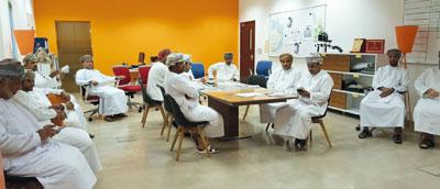 قطاع الأخبار بتلفزيون سلطنة عمان ينظم دورة تدريبية للمراسلين والمصورين