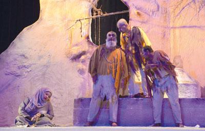 اليوم .. المهرجان المسرحي الرابع الخليجي للأشخاص ذوي الإعاقة يقدم العرض السعودي «قرية الصلاح»