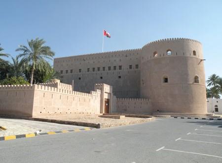 افتتاح حصن الحزم بولاية الرستاق .. بعد غد