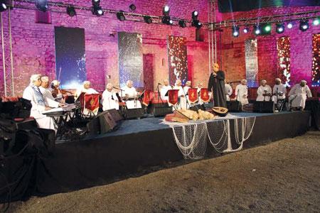 جمعية هواة العود تختتم ليالي عمان في ولاية المصنعة