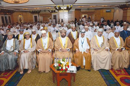 """افتتاح أعمال المؤتمر العربي الثاني التطوير الإداري والتنمية حول """"دور قوانين الخدمة المدنية في التطوير الإداري"""""""