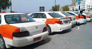 أصحاب مركبات الأجرة يناشدون الجهات المختصة الوقوف على عدد من ملاحظاتهم