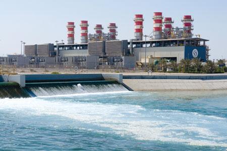 اتفاقية لتوفير المياه الصناعية بين «صحار ألمنيوم» و«مجيس للخدمات الصناعية»