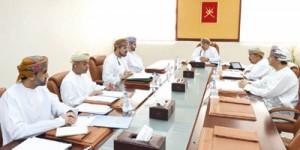 اللجنة الرئيسية لمعرض مسقط الدولي للكتاب 2016 تعقد اجتماعها