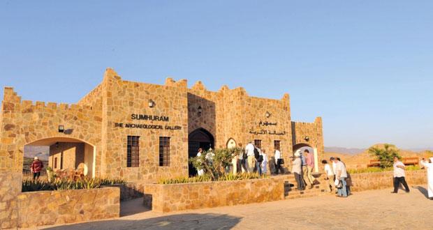 (9654) سائحا وزائرا لمواقع أرض اللبان بمحافظة ظفار في نوفمبر الماضي