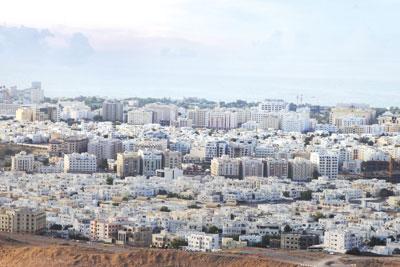 أكثر من 3.8 مليار ريال عماني القيمة المتداولة للنشاط العقاري بنهاية نوفمبر