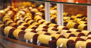 أسعار الذهب في أسواق السلطنة تسجل تراجعات جديدة