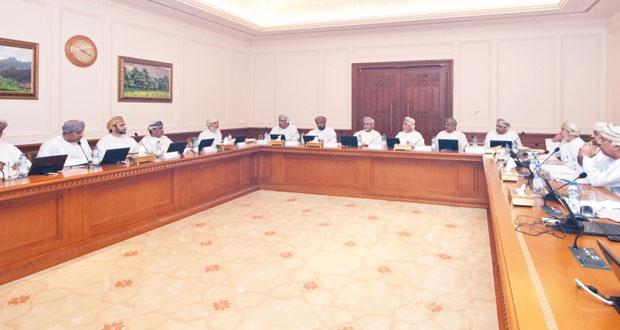 قانونية مجلس الدولة تناقش خطة عملها