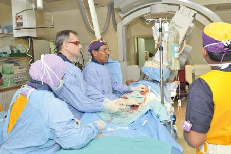 المؤسسات الصحية الحكومية تستقبل 15 مليون زيارة وإجراء 94 ألفا و 830 عملية جراحية