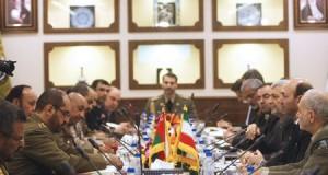 بدء أعمال الاجتماعات الدورية للجنة الصداقة العسكرية العمانية ـ الايرانية المشتركة