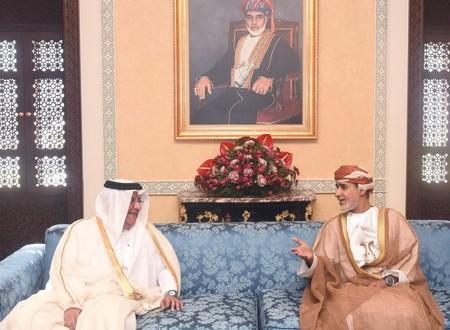 الأمين العام لمجلس الوزراء يلتقي نظيره القطري