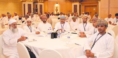"""اليوم .. اختتام اعمال المؤتمر العربي الثاني للتطوير الإداري والتنمية """" دور قوانين الخدمة المدنية في التطوير الإداري"""