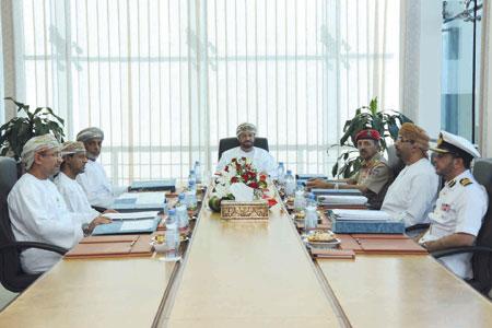 الوزير المسؤول عن شؤون الدفاع يترأس اجتماع مجلس إدارة صندوق تقاعد وزارة الدفاع