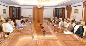 جلسة مشاورات سياسية بين السلطنة وهولندا