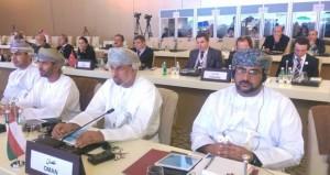 السلطنة تشارك في فعاليات الملتقى العربي الأوروبي الخامس للأجهزة العليا للرقابة المالية والمحاسبة بالدوحه