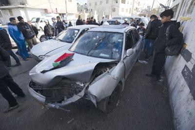 شهيدان برصاص الاحتلال شمال القدس وإصابة العشرات بعقاب جماعي لـ(قلنديا)