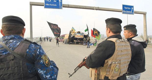 العراق: الجيش يؤمن طريقا لخروج العوائل من الرمادي
