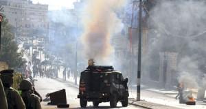 عصابة مستوطنين تختطف فلسطينيين من (تقوع)..ورفع الحصار عن (عابود)