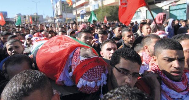 استشهاد فلسطيني برصاص الاحتلال بزعم طعن جندي ومستوطن في (الخليل)