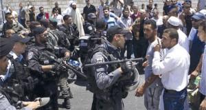 جيش الاحتلال يحاصر (الأقصى) لتأمين اقتحام ميليشيات المستوطنين