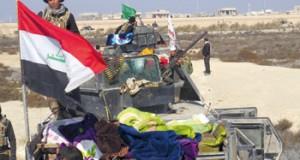 العراق : تقدم للقوات بالرمادي و(داعش) يدعو مسلحيه للتنكر ومقتل 8 من قيادييه