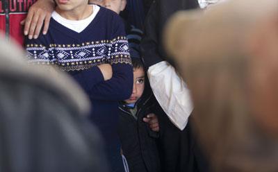31 من أهالي أسرى غزة يزورون 23 أسيرًا بـ»إيشل»