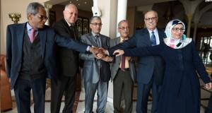 ليبيا: إعلان مبادىء لاتفاق وطني من أجل حل سياسي للنزاع