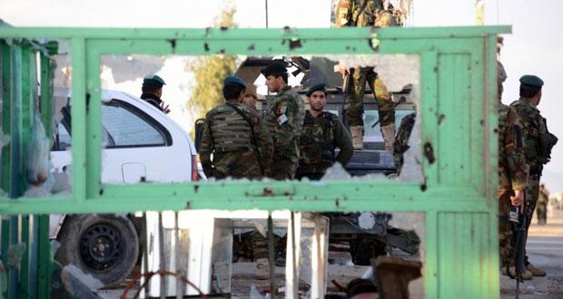 أفغانستان: 37 قتيلا بهجوم (طالباني) على مطار قندهار