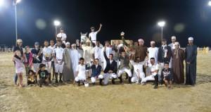 منافسات مثيرة تشهدها ثاني مسابقات قفز الحواجز لهذا الموسم بالرحبة