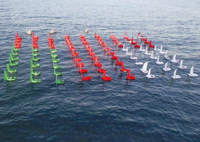 عُمان للإبحار تستقطب أكثر من 8 آلاف زائر في مهرجان العيد الوطني للإبحار الشراعي بمطرح