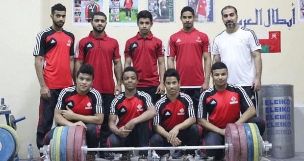 رباعو السلطنة يشاركون في البطولة الخليجية للشباب والناشئين بقطر