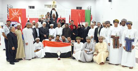 ختام ناجح ومثير للبطولة العربية الجامعية في كرة الطاولة