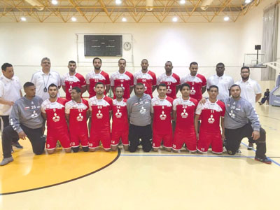 منتخب اليد يدخل المرحلة النهائية من رحلة استعداده للبطولة الآسيوية بالبحرين