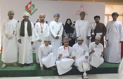 منافسات قوية شهدتها بطولة عمان للشطرنج المفتوحة بمشاركة 34 لاعبا