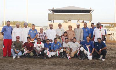 خيالة مدرعات سلطان عمان تخطف ثالث ألقاب هذا الموسم