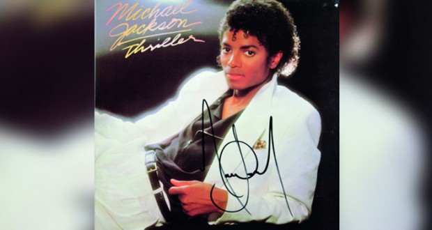 مبيعات ألبوم (ثريلر) لمايكل جاكسون تتخطى 30 مليون نسخة في أميركا