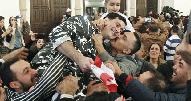 لبنان: انجاز صفقة مبادلة العسكريين بالمساجين